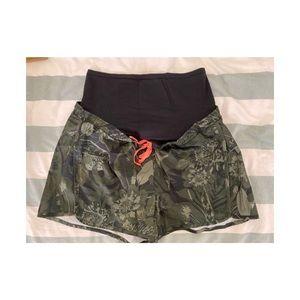 MATERNITY old navy exercise shorts